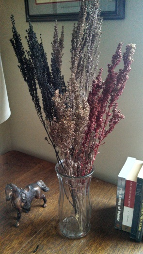 dried painted plants 2