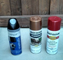 my paint supplies